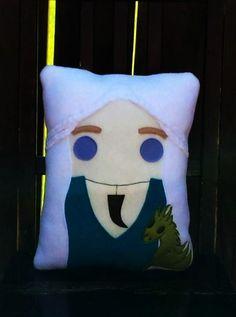 game of thrones season 5 trailer daenerys targaryen pillow plush cushion game of