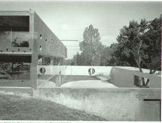 Rem Koolhaas | Maison a Bordeaux | Floriac; Burdeos; Francia | 1994-1998