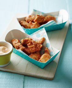 Healthy Chicken Nuggets | Pete Evans #paleo