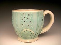 Sandi Blue:green cup 72lowres   by sandiandneil