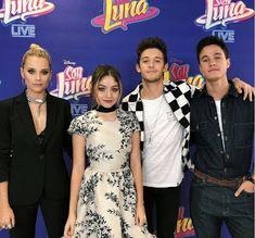 The Journey, Disney Channel, Michel Ronda, Sou Luna Disney, N Netflix, Disney Descendants 3, Disney Shows, Sofia Carson, Son Luna