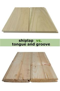 Shiplap vs. Tongue and Groove: Which Wall Paneling is Best? | Bob Vila