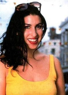 Amy Winehouse images Amy Winehouse wallpaper and background photos Young Amy Winehouse, Amy Winehouse Frank, We Heart It, Amazing Amy, Star Wars, How Many People, Female Singers, Her Smile, Her Music