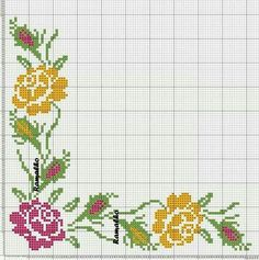 1 million+ Stunning Free Images to Use Anywhere Cross Stitch Pillow, Cross Stitch Cards, Cross Stitch Rose, Cross Stitch Flowers, Cross Stitching, Cross Stitch Embroidery, Cross Stitch Designs, Cross Stitch Patterns, Hand Embroidery Flowers