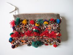 Artisan Project Moroccan Clutch #2