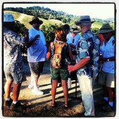 Tablas Creek Wine Walk