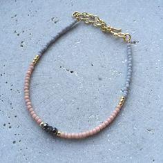 Perlearmbånd fra www.viklie.dk / armbånd fra viklie