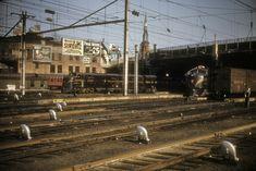 Pennsylvania Railroad, Railroad Tracks, Diesel, Cars, Color, Diesel Fuel, Autos, Colour, Car