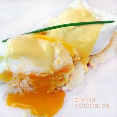 Huevos Benedictine < Divina Cocina