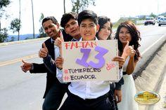 Faltan q3 dias #tumereces #Ecuador