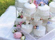 lovely tea cakes