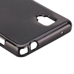 Glitter (Sort) LG Optimus G E973/E975 Deksel