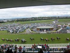 Galway Races in Ireland