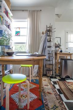 Savannah's Eclectic Emotional Home — House Tour | Apartment Therapy