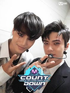 Kai looks like a broken doll....  Sehun is sexy as always!  It's creepy but sexy!