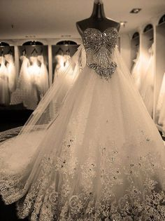 I have to find this wedding dress, if not I will get it custom made! My absolute dream dress!