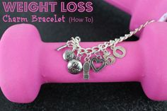 First Time Mom and Losing It: Weight Loss Charm Bracelet How To