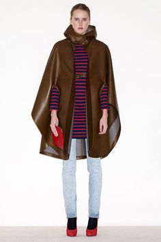 Céline Pre-Fall 2010 Collection Slideshow on Style.com