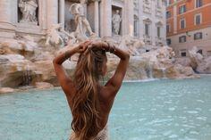 Fontana Di Trevi @paulamekis