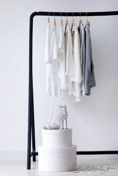 Liebesbotschaft: 5 Schritte zum perfekten Kleiderschrank – TEIL 1.