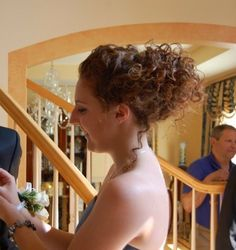 My cousin Holly has the most beautiful curls!! #OuidadCurls
