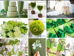 St. Patrick's Day Wedding - South Florida
