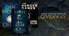 #UrbanFantasy #Thriller #Giveaway – #Win 3 #UF /Thriller Novels! #bookaddict #FREEbooks #kindle