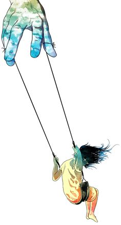 Swing me higher by mathiole.deviantart.com on @deviantART