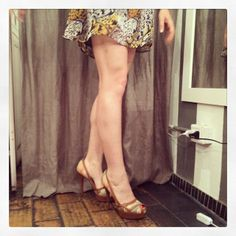 #dress#minauk, #shoes#missoni