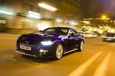 New Ford Mustang 2016 Night Time New Ford Mustang, Ford Mustang Fastback, Kids Boy, Car Accessories For Guys, Jeremy Clarkson, Martini Racing, Luxury Lifestyle Women, Super Sport, Video Photography