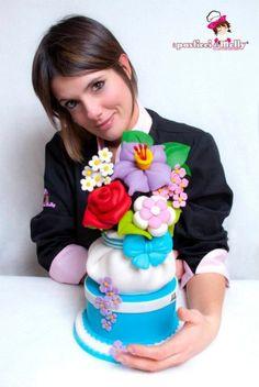 Torte Cake Design con pasta di zucchero