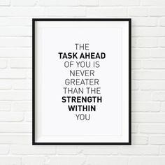 Frase motivadora para empezar bien el día o para levantar un día difícil…