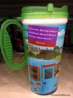 News! New Refillable Mugs Rolling Out Across Walt Disney World Resorts