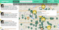 scrape+Dispensary+Data+from+Weedmaps,+Leafly,+Yelp+and+Google