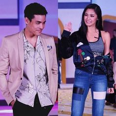Xian and Kim for Style origin ✨ #KimXi #xianlim #kimchiu #SOemoticonic  #ayalamallsstyleorigin  #feelitloveit