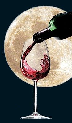 Chateau Moonshine? How the taste of wine is governed by the waxing and waning of the moon
