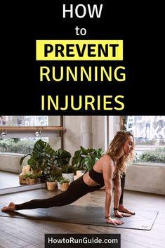8 Easy Ways to Prevent Running Injuries – Basic Health Tips Running For Beginners, How To Start Running, How To Run Faster, How To Run Longer, Running Humor, Running Training, Running Tips, Running Half Marathons, Half Marathon Training