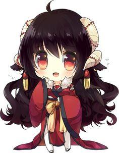 ~Cute Chibi ♥️ Red~