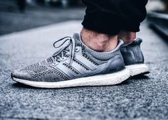 Adidas Ultra Boost Wool Grey (by Themoldernway)