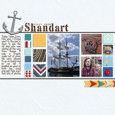 I used On The Seas by B2N2Scraps.