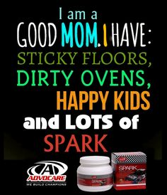 AdvoCare Have a question, need products, want to be a distributor.....ask me!! www.sparkspillinchampion.com