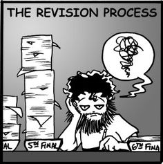 Phd thesis revisions