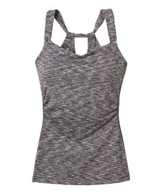 Reebok Women's Running & Workout Tank Top Dynamic Fitted Performance Racerback Active Gym Shirt