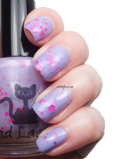 xoxo, Jen: Vivid Lacquer: Fashionably Late - gorgeous new fall collection