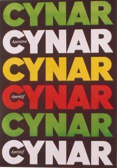 aperitivo Cynar