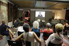 """6 settembre ore 20.00 - Eventi collaterali proiezione del documentario """"Quando le donne entrano nella stanza dei bottoni"""" a cura di laboratorio città spazi opportunità e """"Senonoraquando"""" Venezia Spazio Zen, Mestre"""