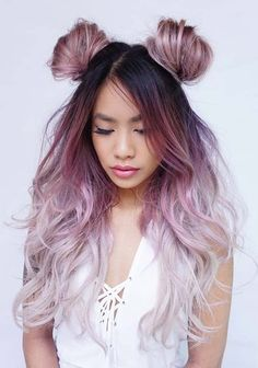 Styling Bedhead Hair With a Flat Iron #hair #hairstyle #longhair