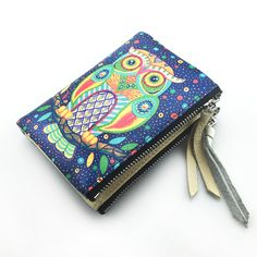 Best price on Genuine Leather Wallet Double Zipper Colored Owl Print     Price: $ 33.80  & FREE Shipping     Your lovely product at one click away:   http://mrowlie.com/genuine-leather-wallet-double-zipper-colored-owl-print/     #owl #owlnecklaces #owljewelry #owlwallstickers #owlstickers #owltoys #toys #owlcostumes #owlphone #phonecase #womanclothing #mensclothing #earrings #owlwatches #mrowlie #owlporcelain