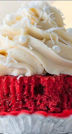 Perfect Red Velvet Cupcakes
