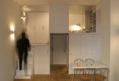 Van klein kantoor naar compacte woonruimte   | roomed.nl
